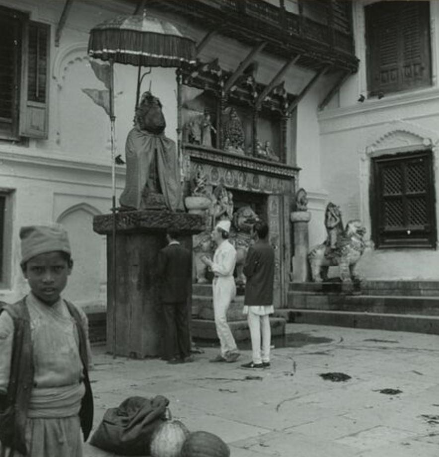 Hanuman Dhoka Katmandou
