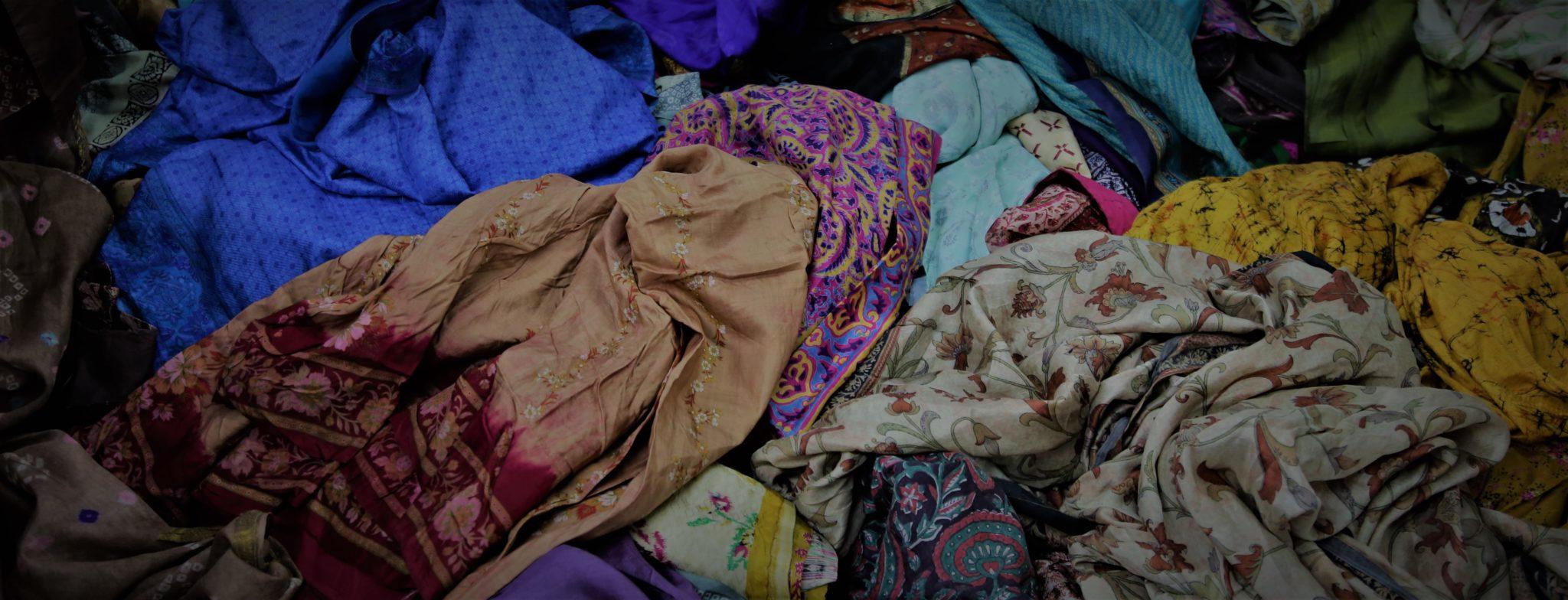 soie recyclée sari paris MES INDES GALANTES
