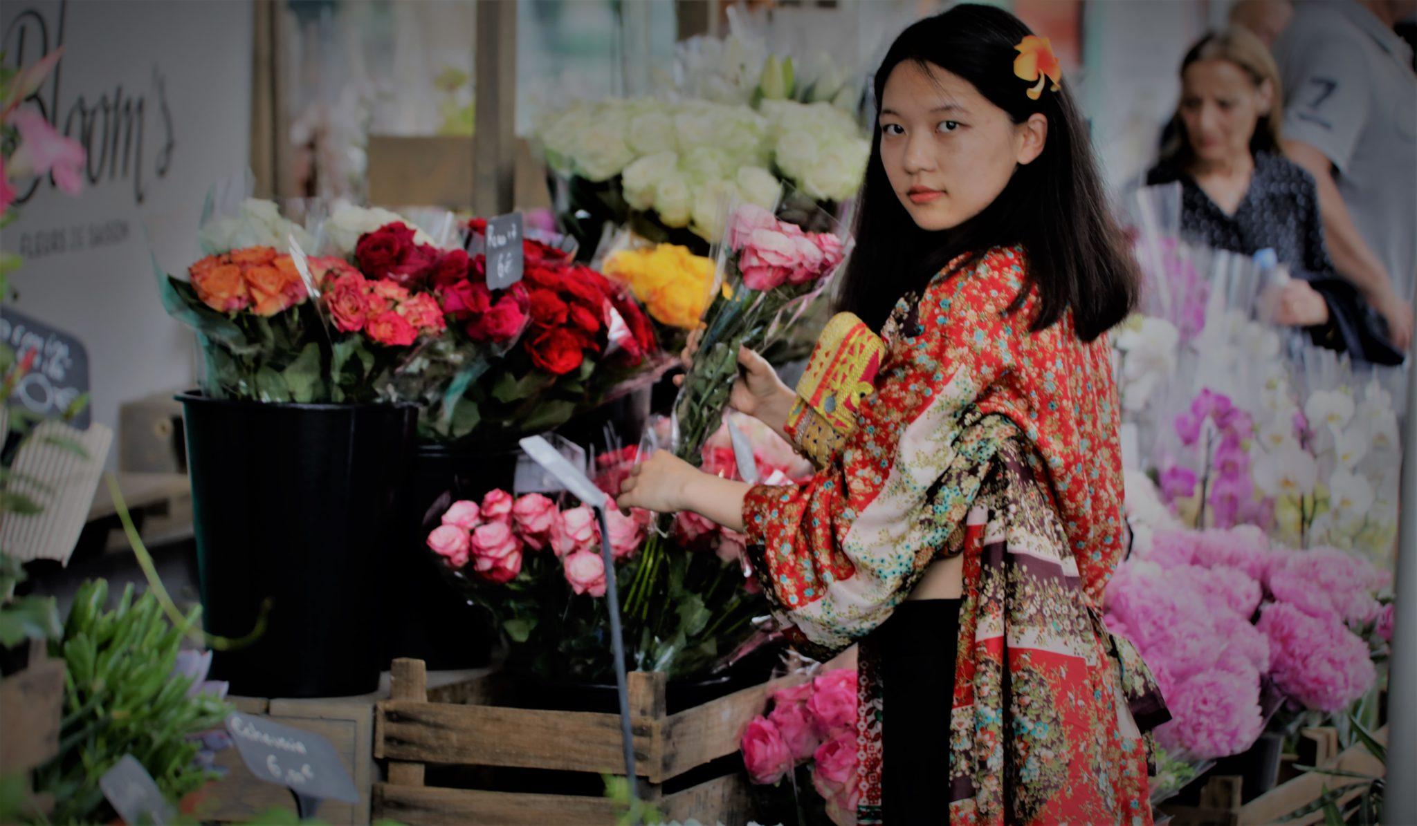 kimono soie inde Mes indes galantes PARIS