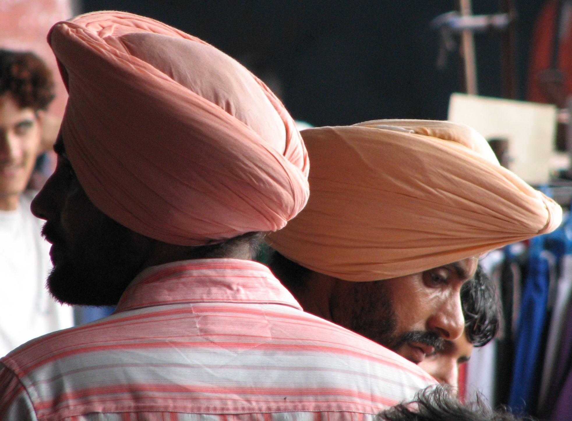 turban sikh dastar pagri