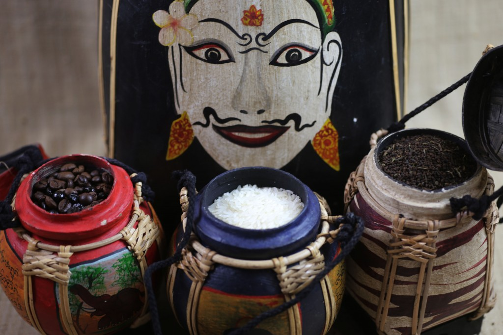 Klong Khao Boîte à riz thaïe Pot à riz Chiang Mai Mes Indes Galantes