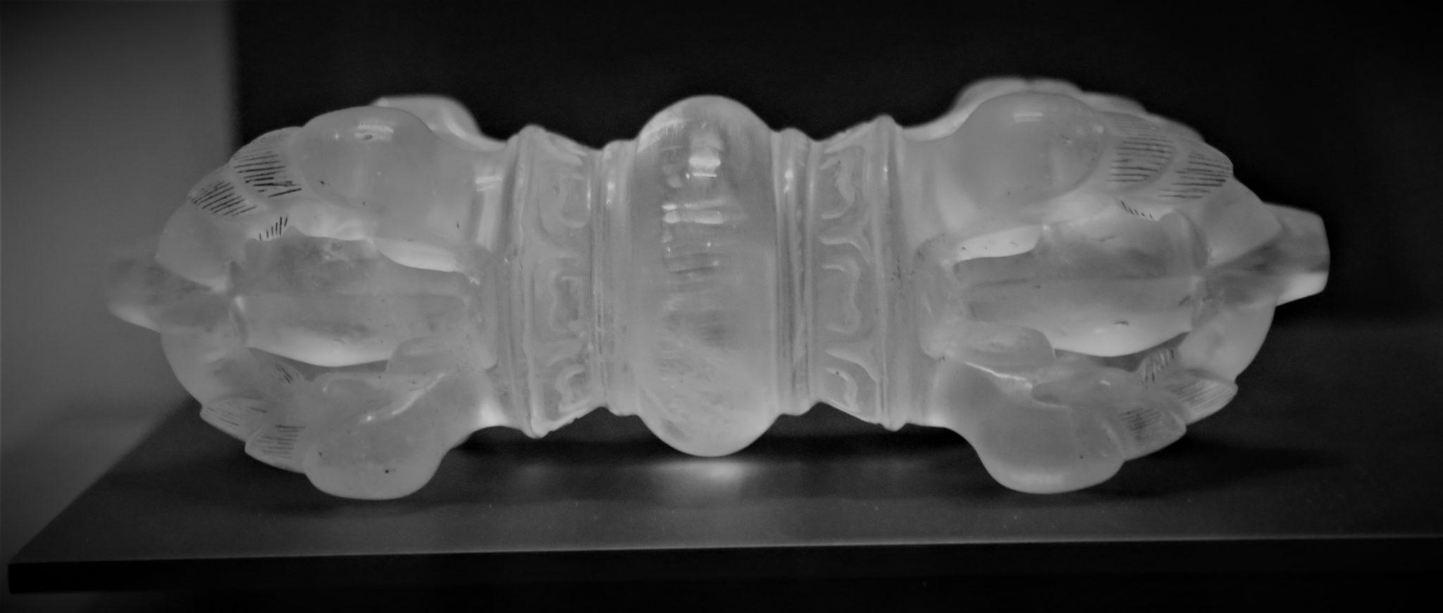 dorjé vajra christal roche  musée guimet