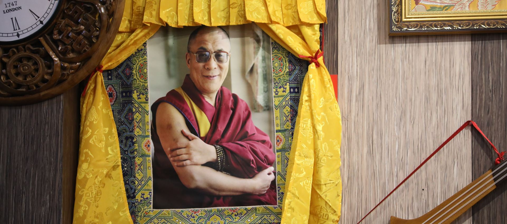 dalai lama mal