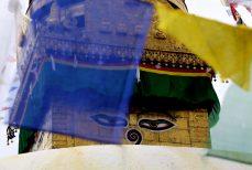 Drapeaux de Prière Tibétains (Loungta)