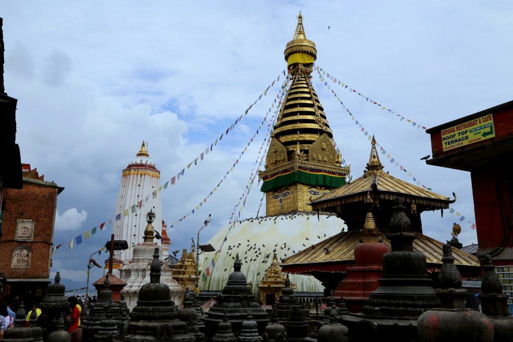 drapeau  tibétain  signification