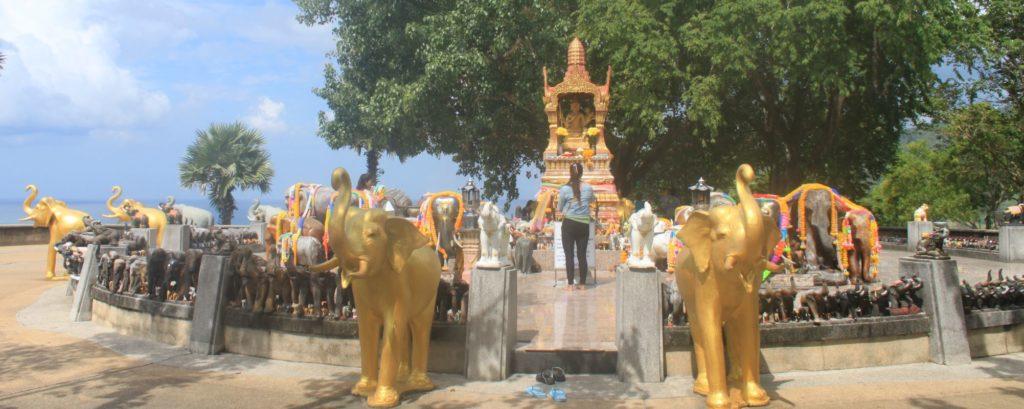 culte elephant thailande