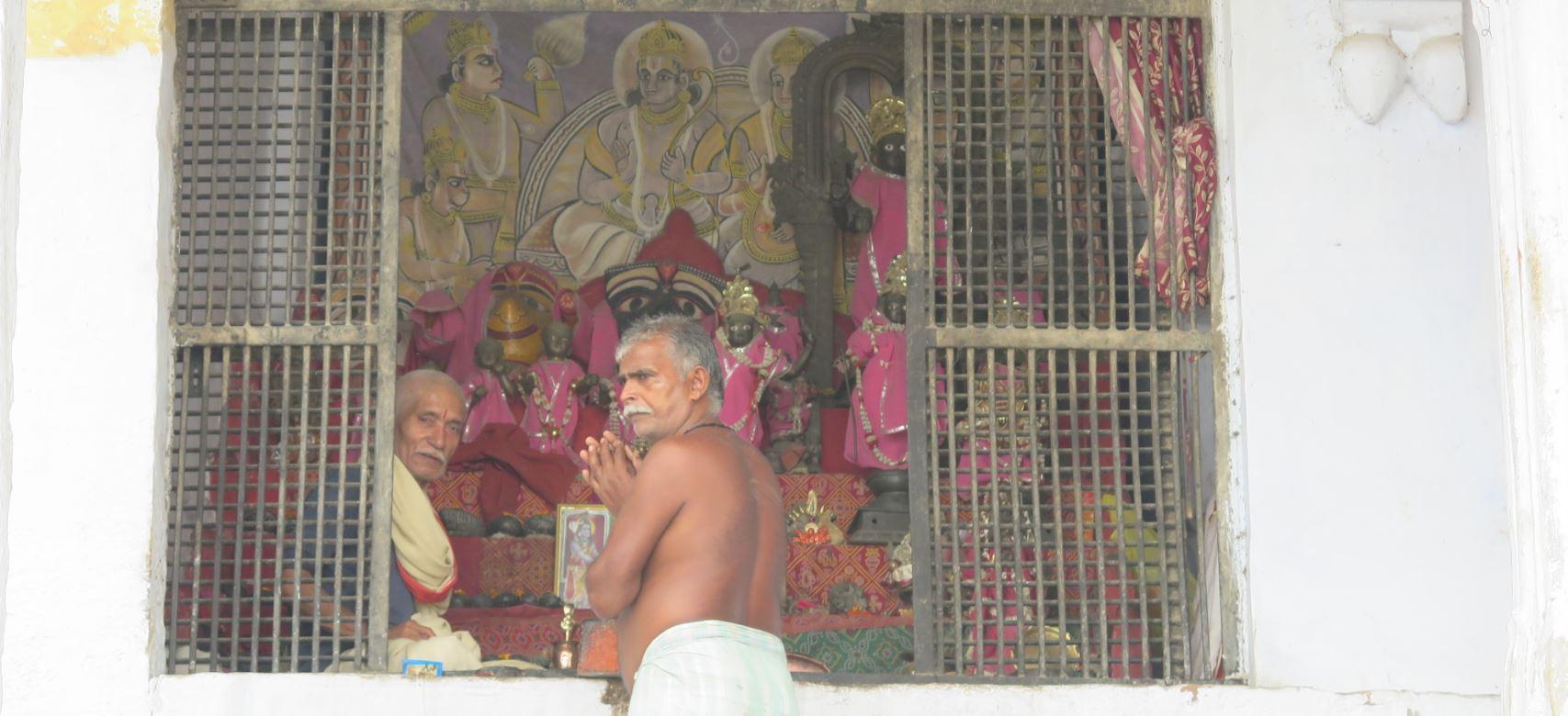 culte hanuman bénares Ramayana