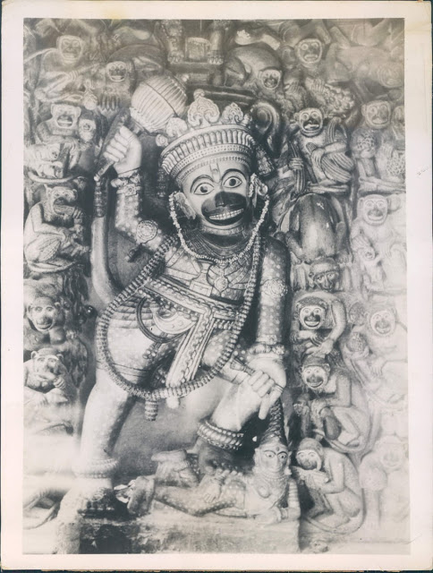 lord hanuman dieu singe