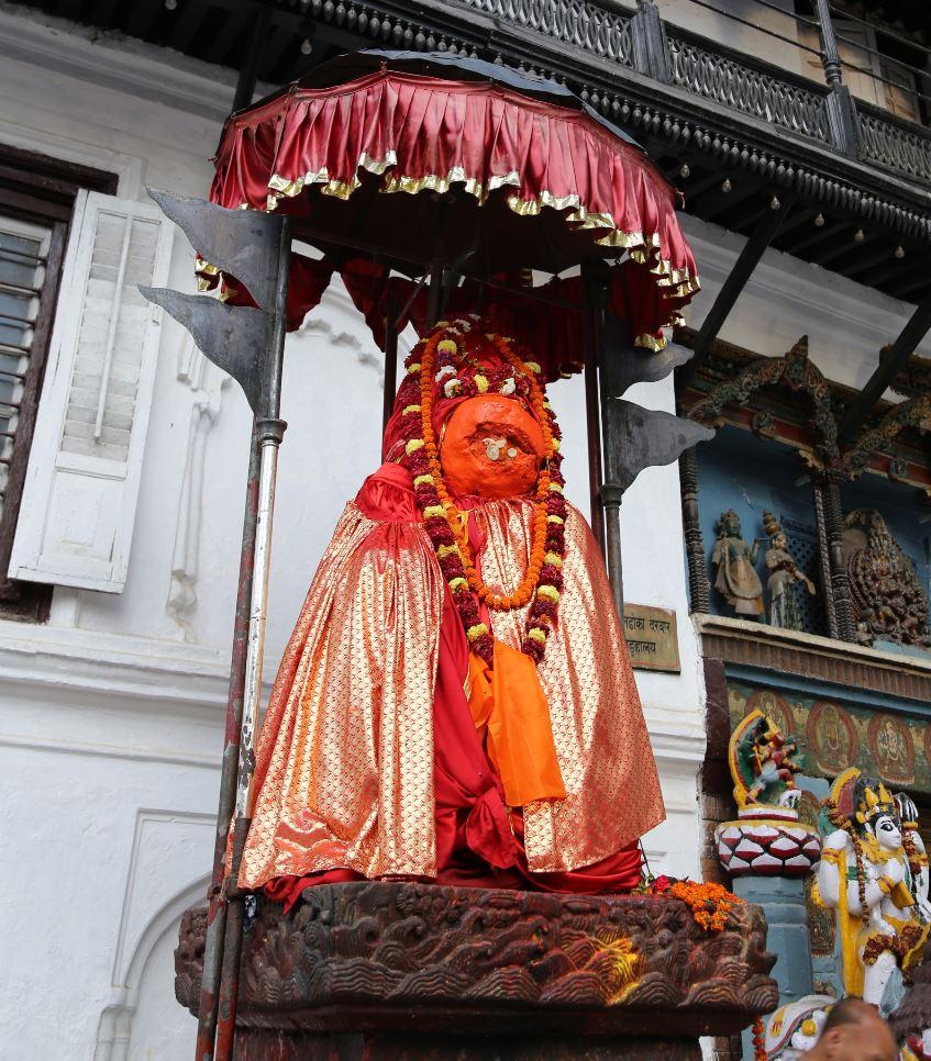hanuman dhoka nepal
