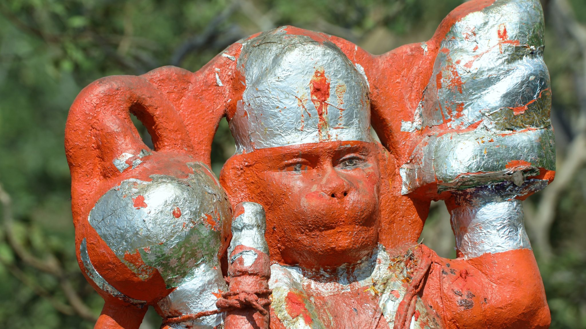 statue hanuman Rajasthan