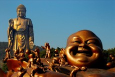 Happy Bouddha