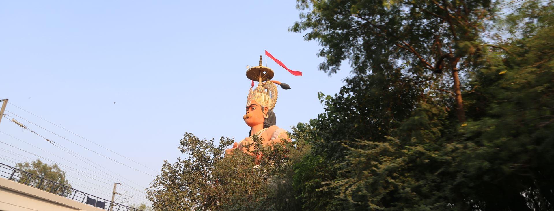 hanuman delhi paris