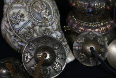 Les Ashtamangala ou huit symboles de bon augure