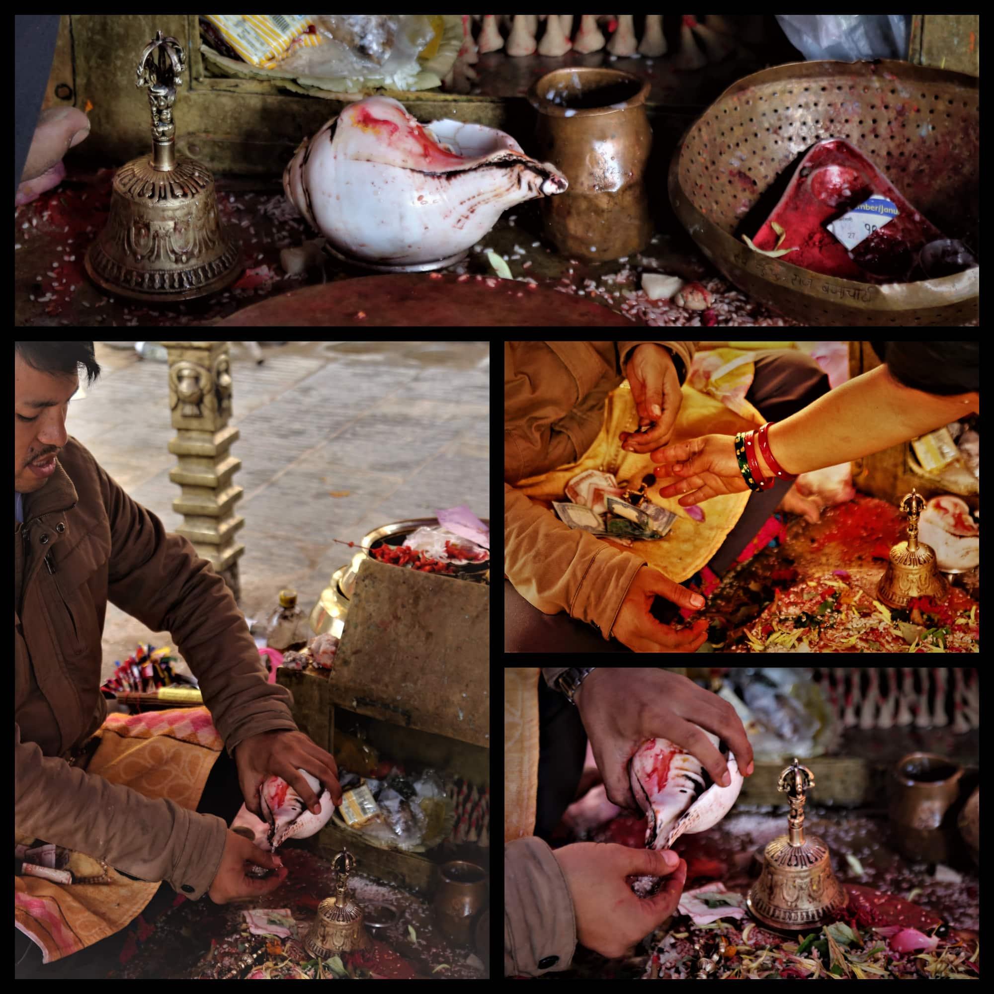 Vajrayana Shankha Mes Indes Galantes