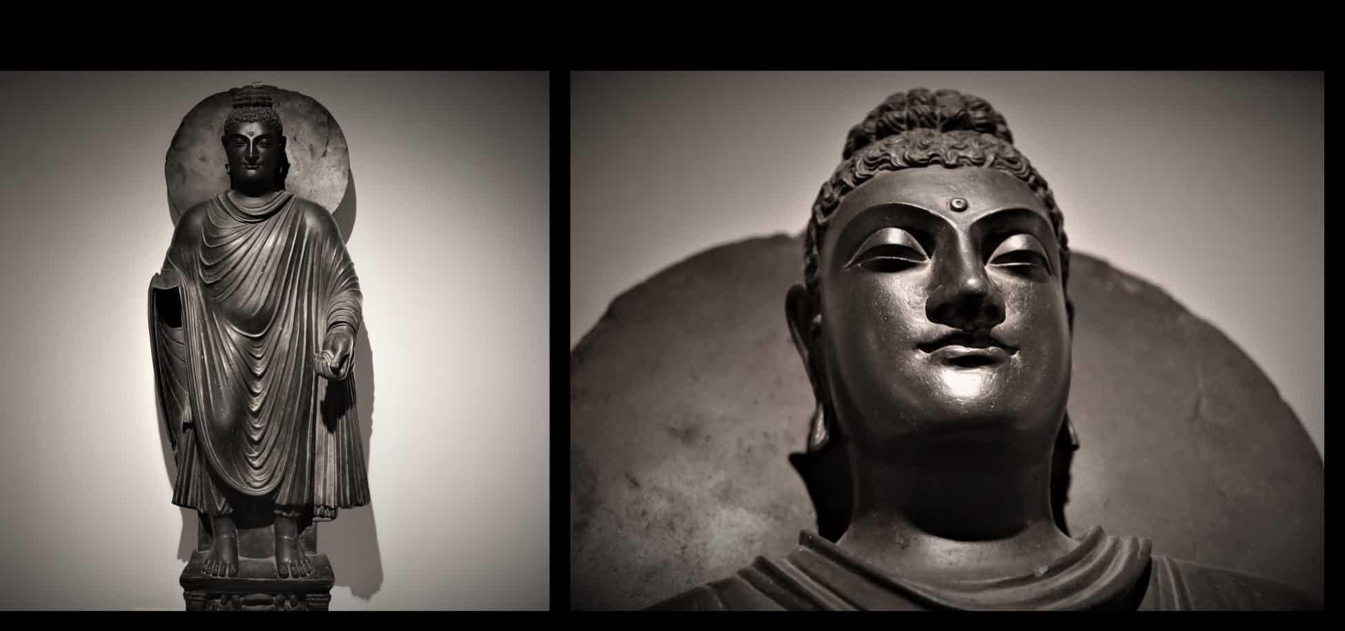 bouddha GANDHARA