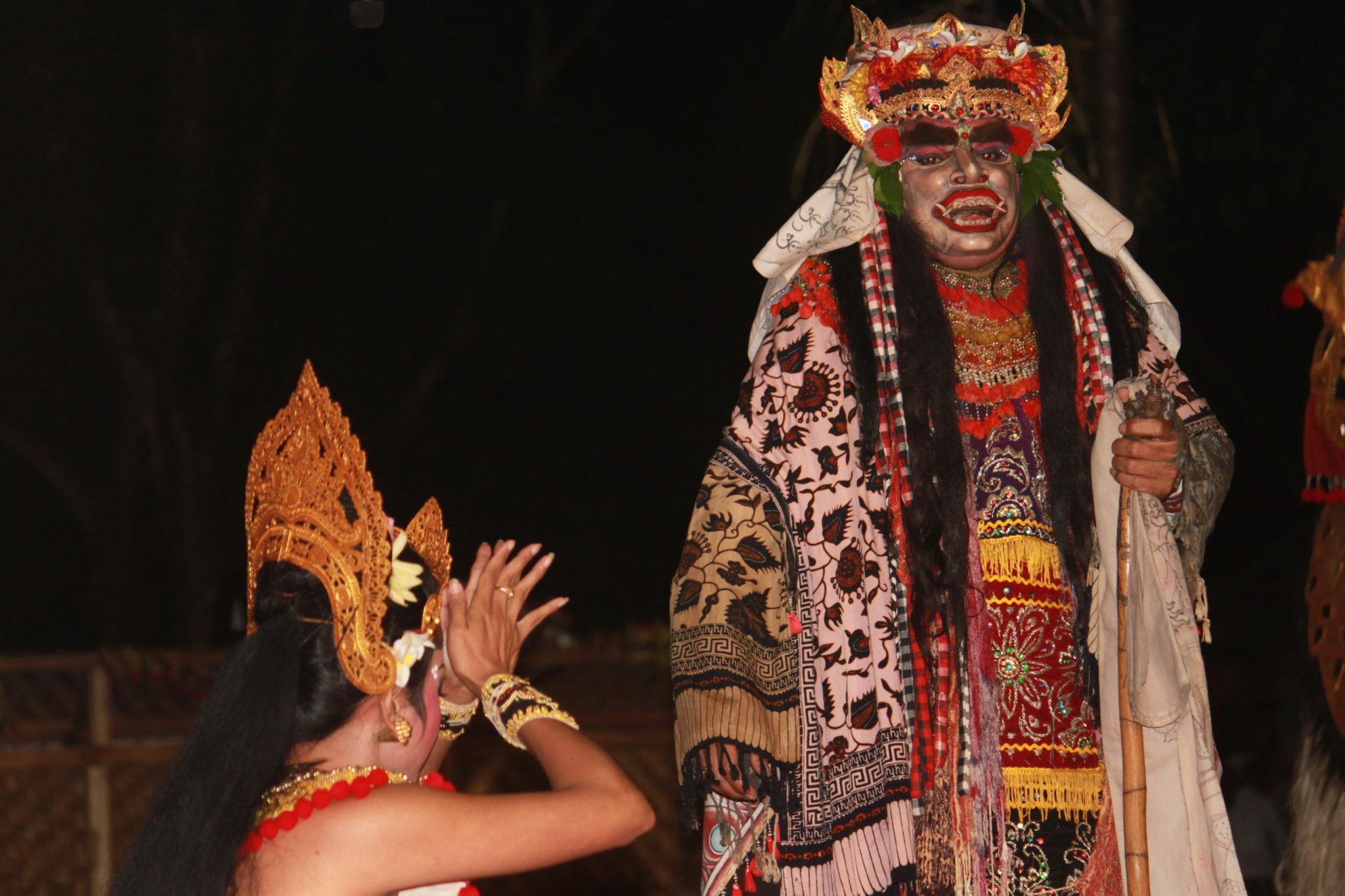 Topeng - Bali - Masque