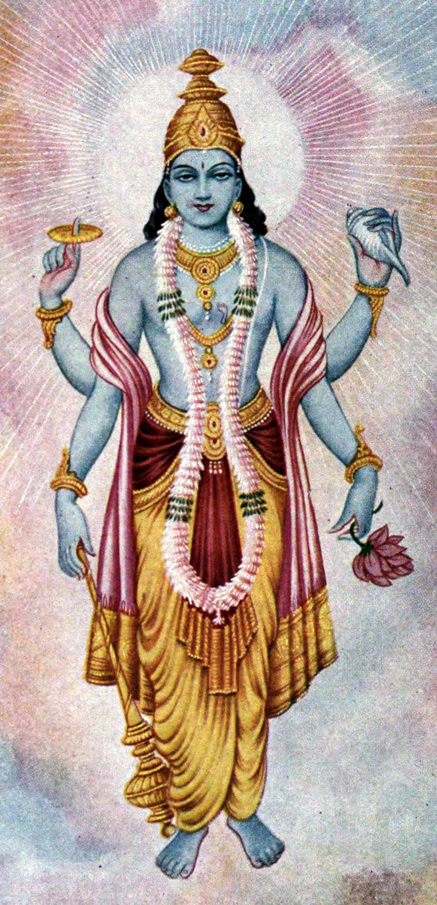 Vishnou Trimourti Hindouisme Avatars Krishna Mes Indes Galantes Blog