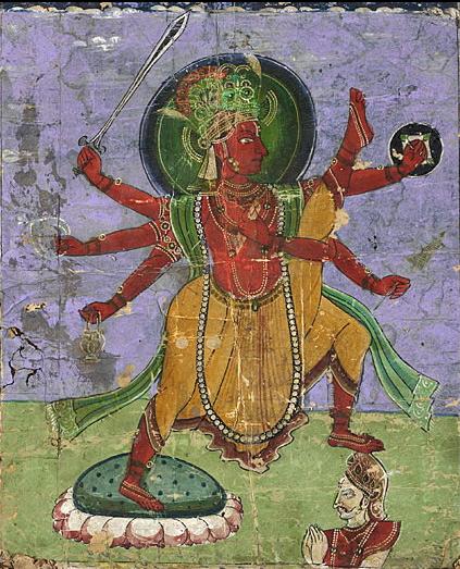 Vamana Vishnu Préservateur