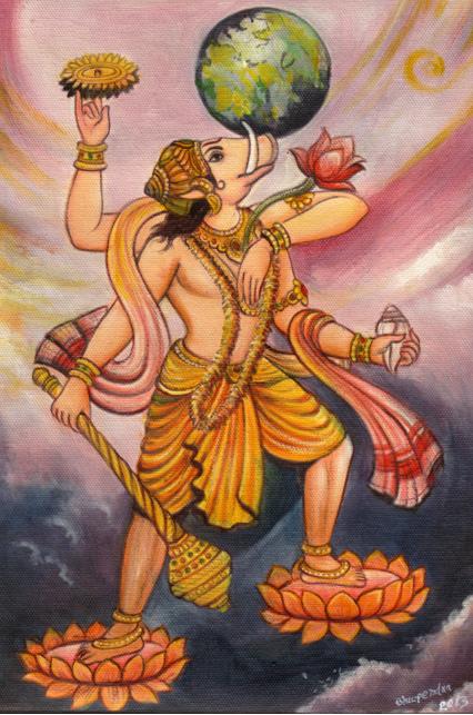 Le Sanglier Varaha