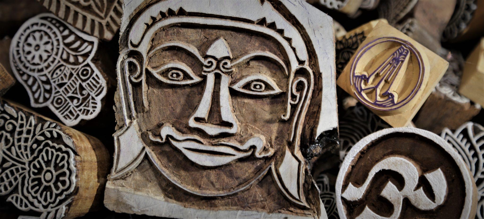 bloc de bois indien achat mes indes galantes