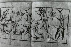 Le Tapa, l'art de la peinture d'écorce du lac Sentani