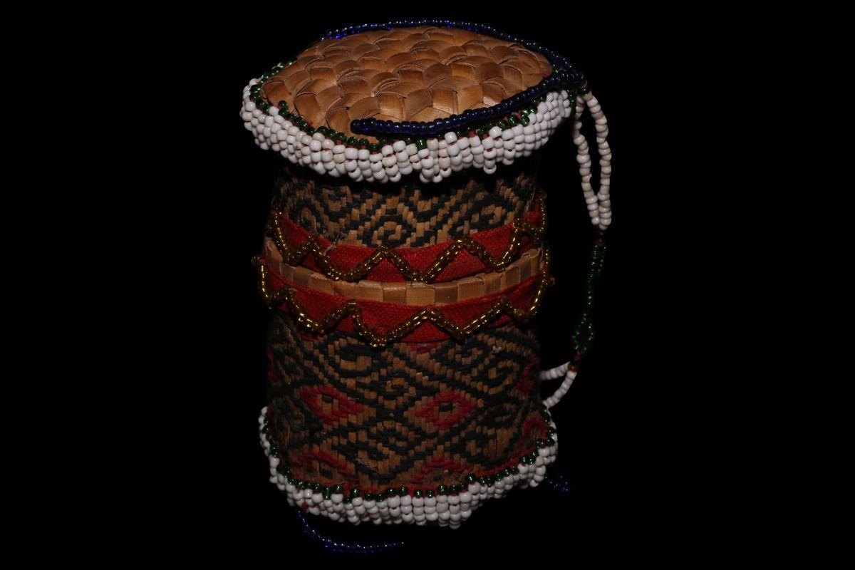 Boîte béthel - Mes Indes Galantes - Timor - Achat