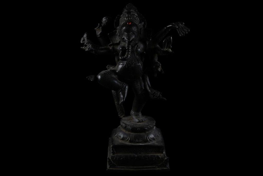 Muladhara - Chakra racine - Ganesh