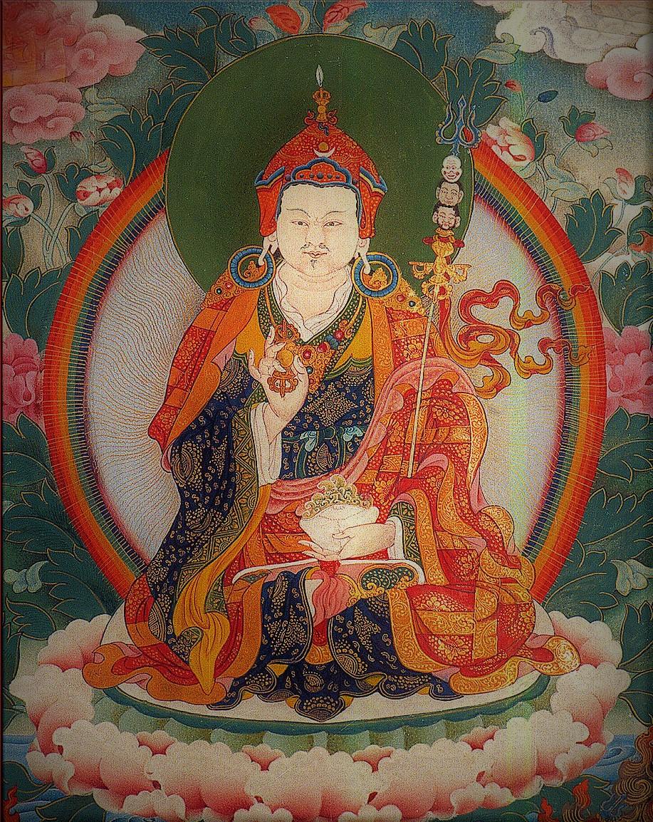 Guru Rinpoche  Padmasambhava signification