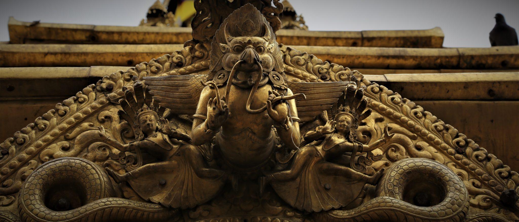 garuda statue achat paris