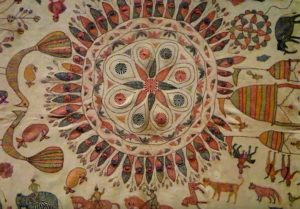 Kantha Broderie indienne Inde Vêtements Achat Mes Indes Galantes