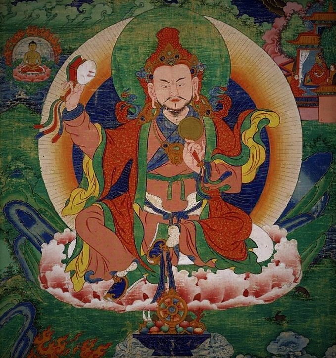 Péma Gyalpo leRoi Lotus