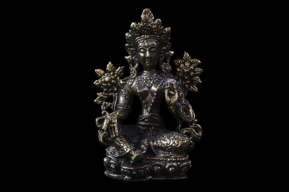 statuette Tara verte pas cher  Mes Indes Galantes Tibet