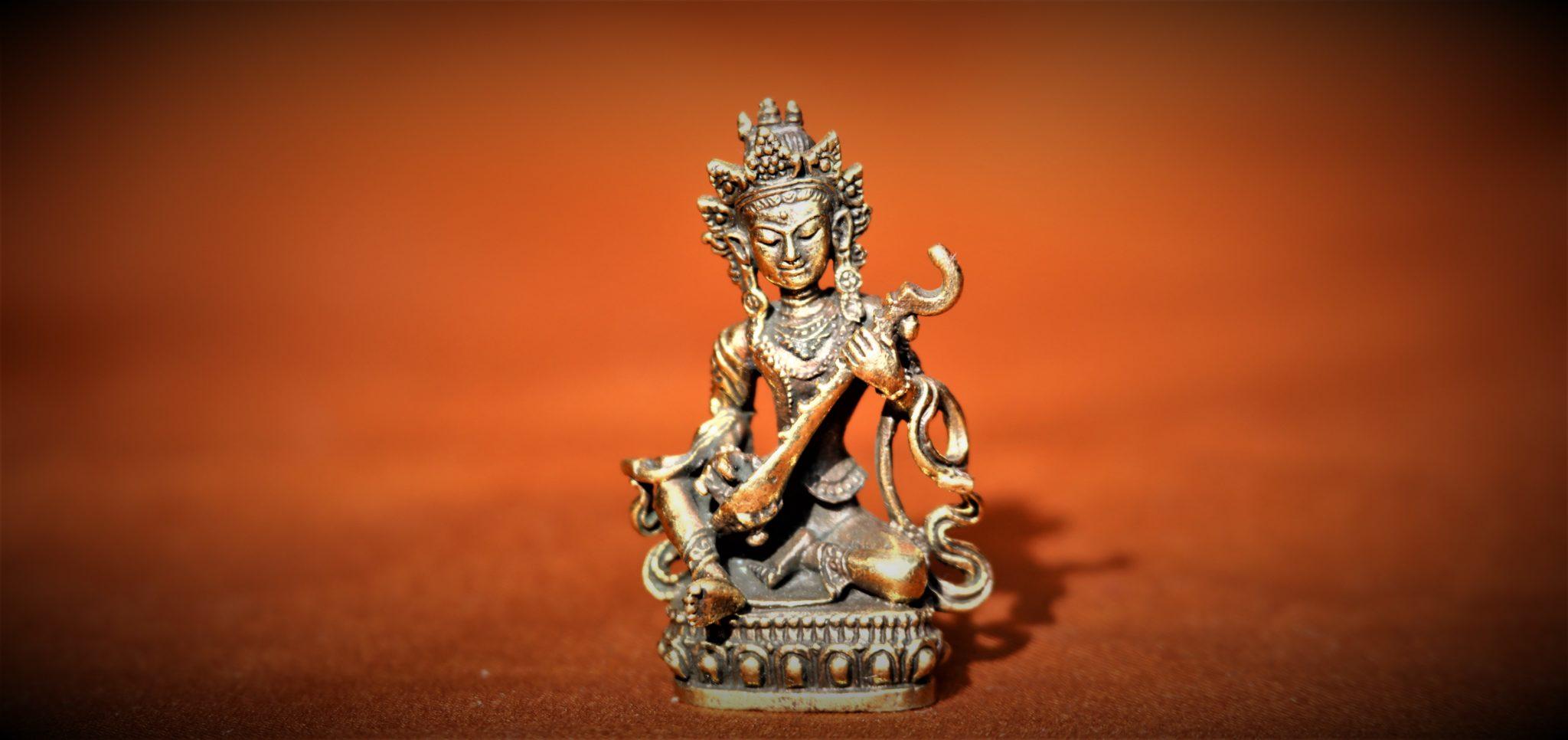 Amulette Thai Saraswati Pra Surasawadee