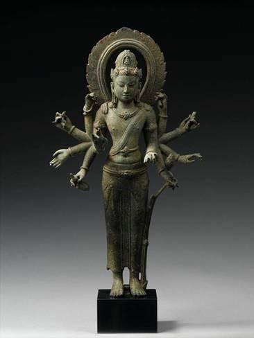 Bodhisattva Avalokiteshvara paris