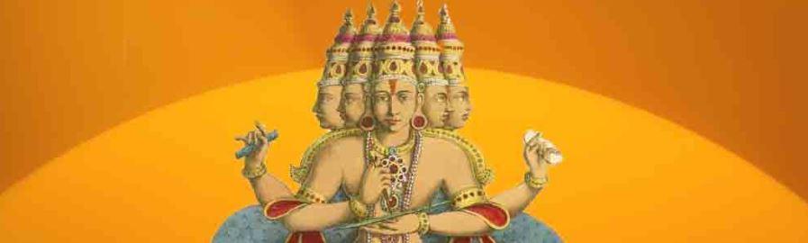 brahma  cinq tete