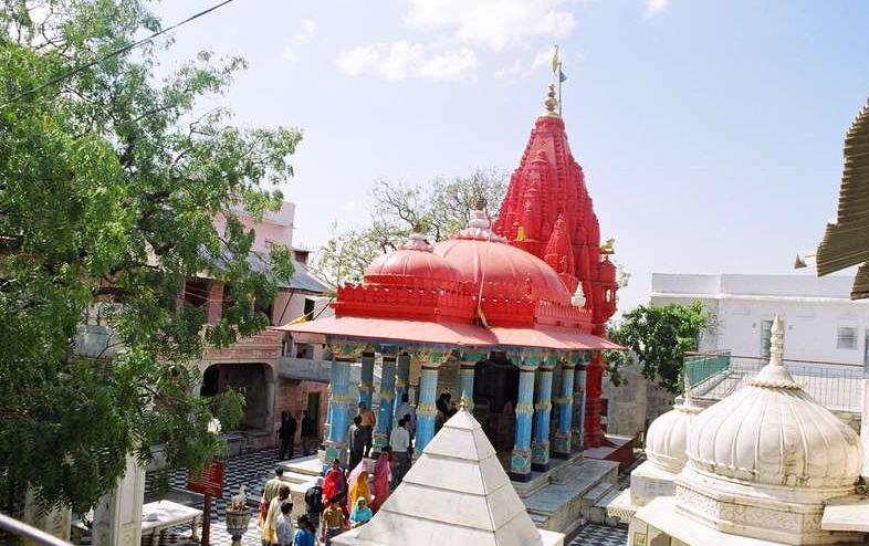 temple brahma pushkar