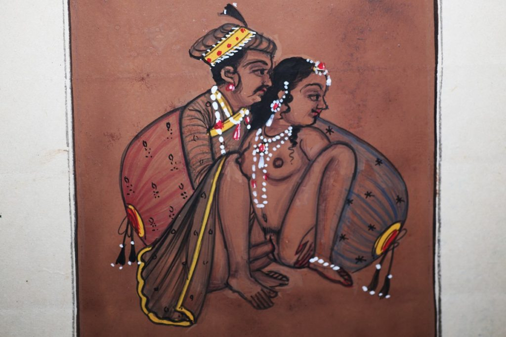 Kama-Sutra - Mes Indes Galantes