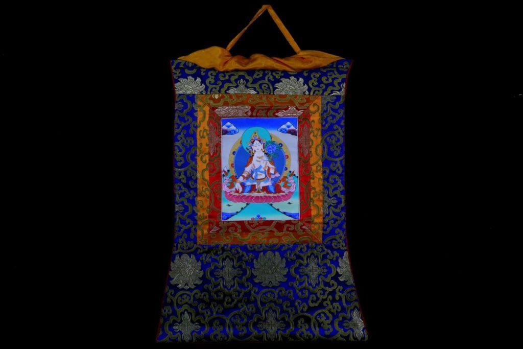 Avalokiteshvara  Mes Indes Galantes - Statue - Vente - Chenrezig - Thangka