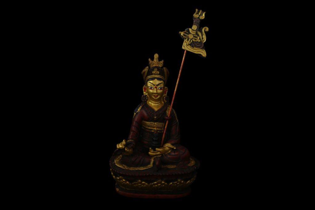 Padmasambhava - Mes Indes Galantes Statues