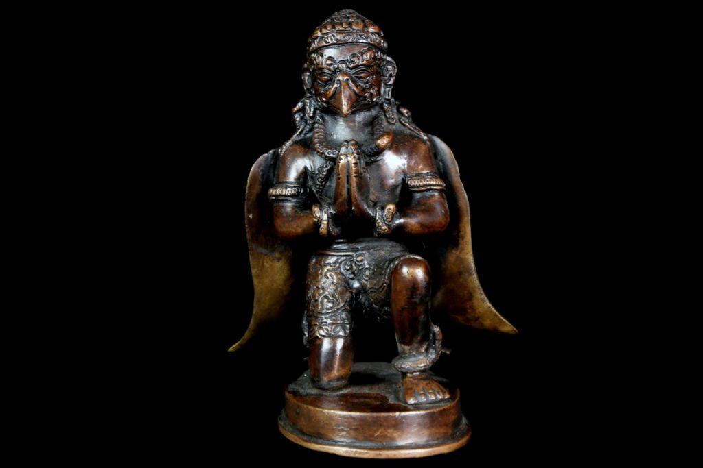 Garuda Mes Indes Galantes  Statues  Achat