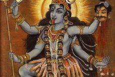 Kali, la grande Déesse Mère