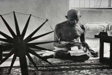 Gandhi et le Textile