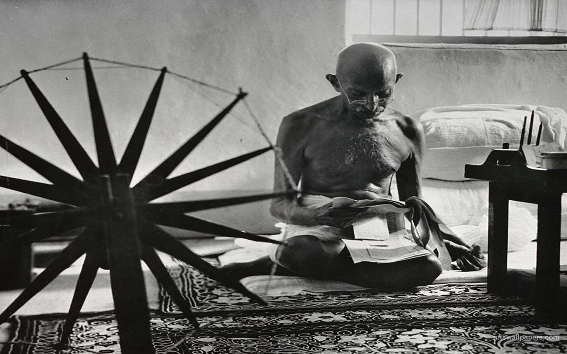 gandhi khadi textile
