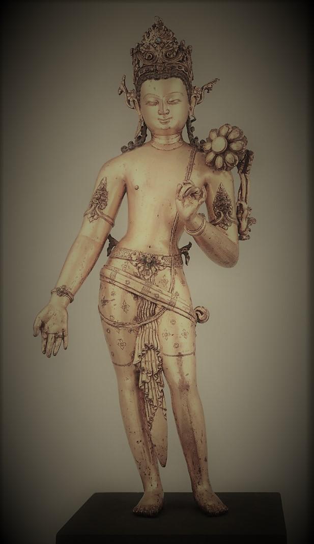 Avalokiteshvara Padmapani MET New york