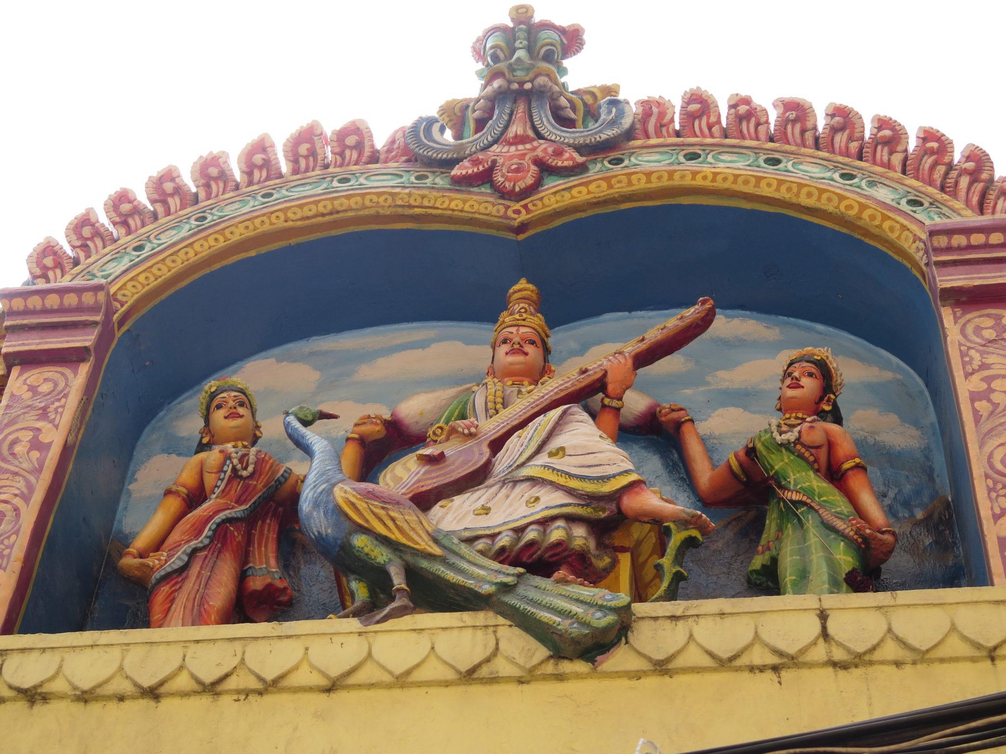 saraswati musique art pop
