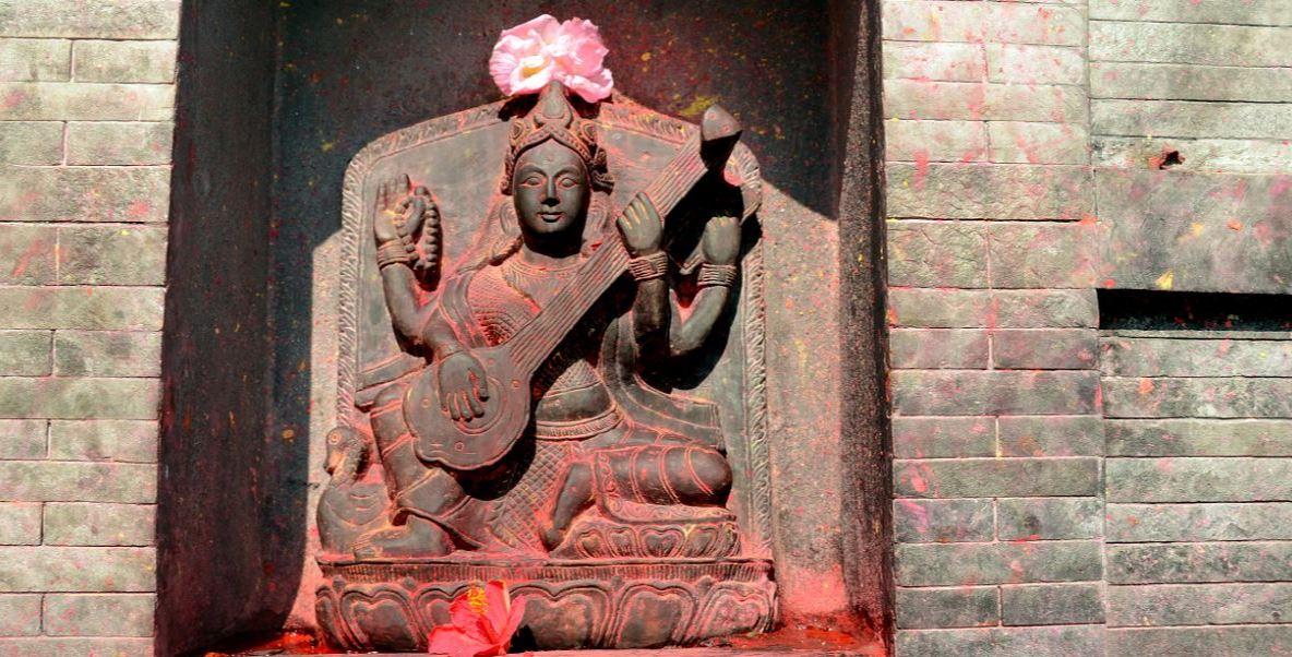 statue saraswati achat paris