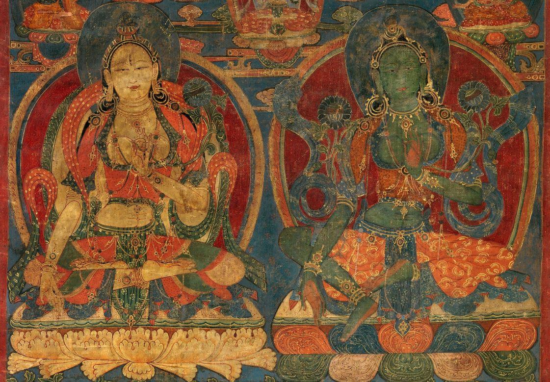 tara verte tara blanche  meditation