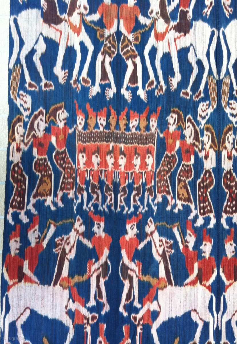 Indonésie Textil Mes Indes Galantes