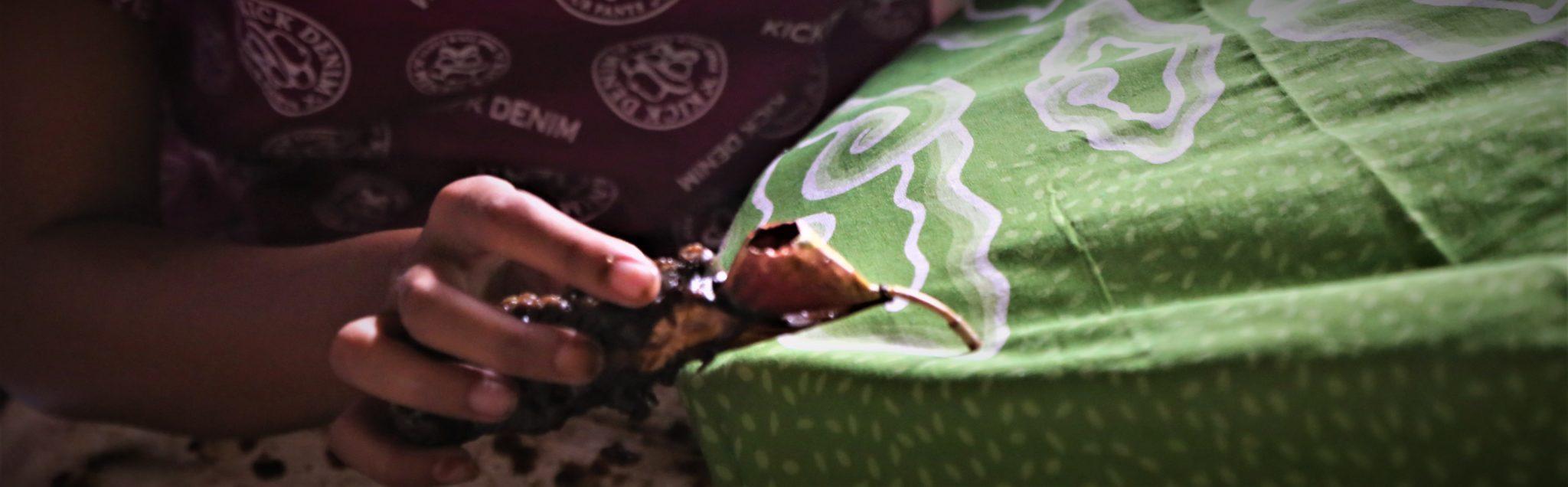 Batik Megamendung Java Cirebon MES INDES GALANTES PARIS