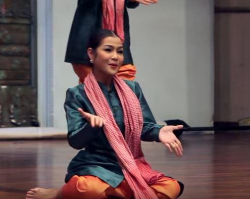 krama cambodge culture